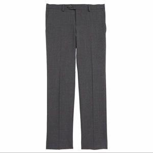 Nordstrom's Boys Flat Front Trouser Slacks Boys 8